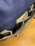 Сумка - рюкзак для мам Mommybaby/Мами бэйби  ->  синий цвет, фото 8