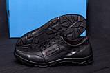 Мужские кожаные кроссовки Columbia ZK (реплика), фото 7