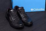 Мужские кожаные кроссовки Columbia ZK (реплика), фото 8