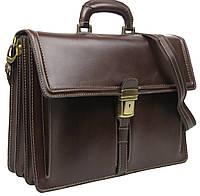 Мужской портфель из кожи TOMSKOR 81576, фото 1
