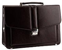 Классический мужской портфель из эко кожи AMO SST11, фото 1
