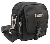 Компактная сумка через плече Wallaby 3161 черная, фото 1