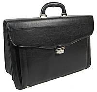 Большой деловой портфель из эко кожи A-Art 50TMW, фото 1