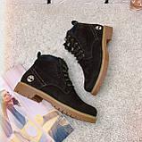Зимние ботинки (на меху) женские Timberland  13046 ⏩ [ 36,37,39 ], фото 2