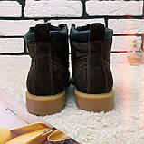Зимние ботинки (на меху) женские Timberland  13046 ⏩ [ 36,37,39 ], фото 7