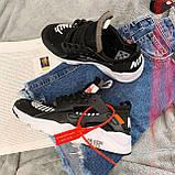 Кроссовки женские Nike Huarache x OFF-White  00055 ⏩ [ 36,37,38,39,40 ], фото 6