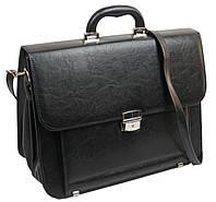 Большой деловой портфель из эко кожи TOMSKOR 81583, фото 1