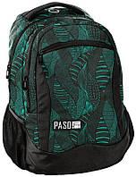 Рюкзак городской PASO 22L, 18-2808GL зеленый, фото 1