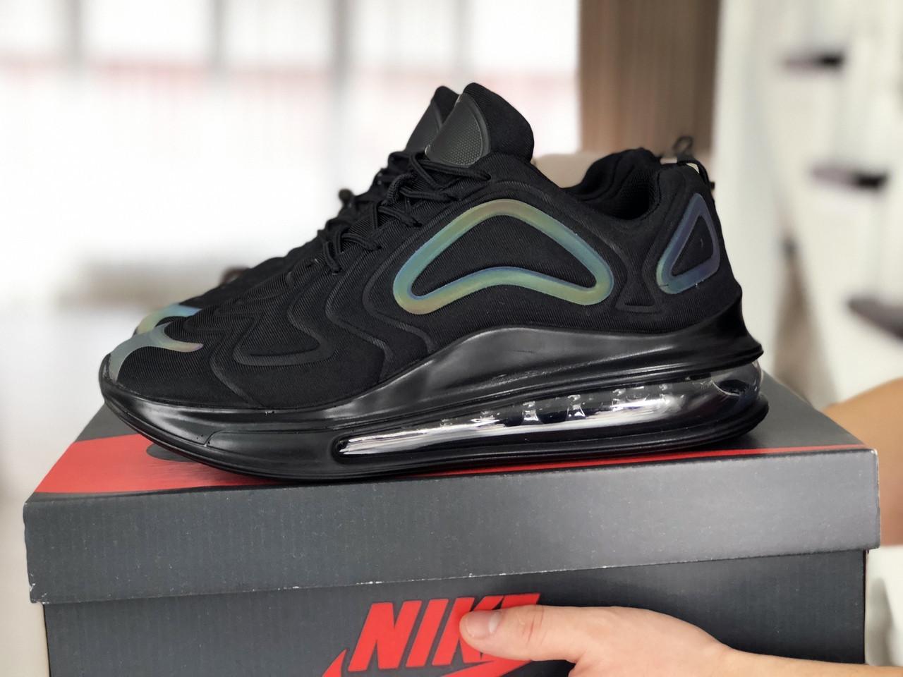 Мужские кроссовки Nike Air Max 720 черные