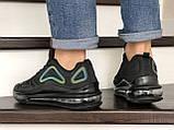 Мужские кроссовки Nike Air Max 720 черные, фото 3