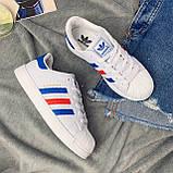 Кроссовки женские Adidas Superstar 00020 ⏩ [ 36.39 ], фото 5
