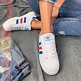 Кроссовки женские Adidas Superstar 00020 ⏩ [ 36.39 ], фото 6