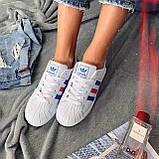 Кроссовки женские Adidas Superstar 00020 ⏩ [ 36.39 ], фото 7
