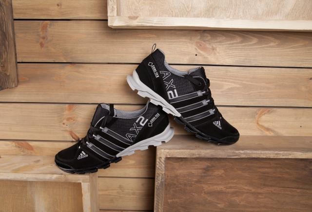 Мужские Кроссовки Adidas AX2 Черные