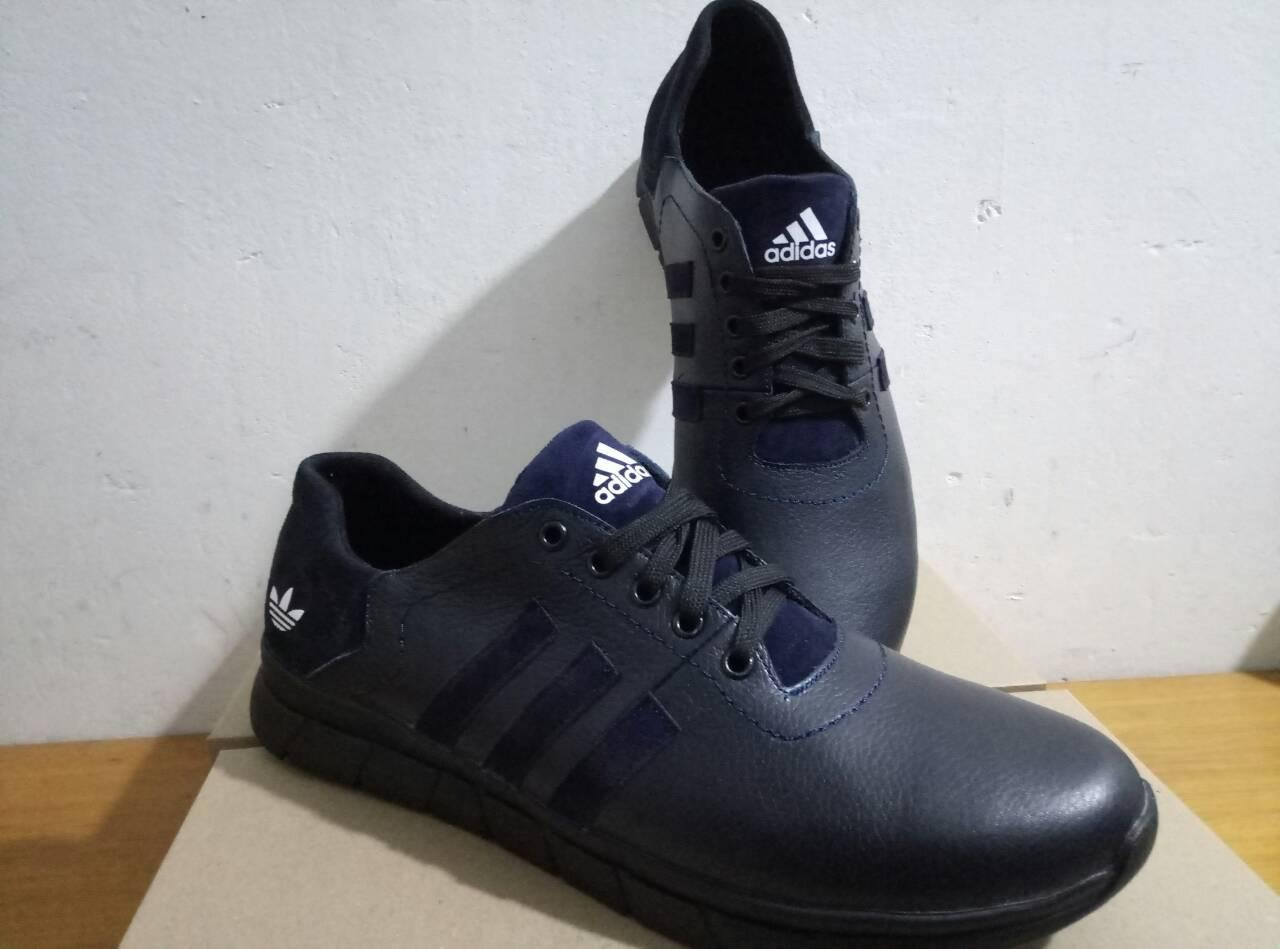 Мужские  кожаные кроссовки больших размеров 46.47.48.49.50