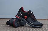Мужские кожаные кроссовки Reebok (Реплика) (Код: R20 ч.к.  ) ►Размеры [40,41,42,43,44,45], фото 2