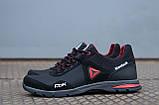 Мужские кожаные кроссовки Reebok (Реплика) (Код: R20 ч.к.  ) ►Размеры [40,41,42,43,44,45], фото 4