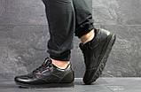 Мужские кроссовки Reebok Classic черные, фото 2
