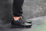 Мужские кроссовки Reebok Classic черные, фото 3