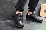 Мужские кроссовки Reebok Classic черные, фото 5