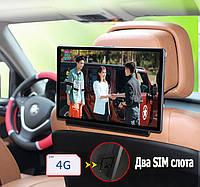 """Автомобильный монитор в подголовник Terra A116-4G, Android 9, экран 11,6"""", 8xCPU, 2/32Gb"""