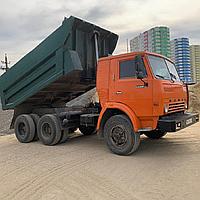 Доставка стройматериалов самосвалом КАМАЗ * Одесса