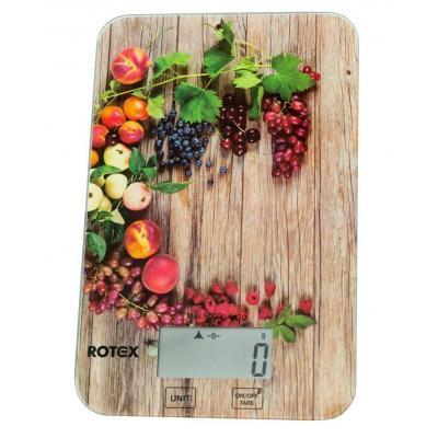 Весы кухонные Rotex RSK14-P Grape