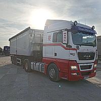Грузоперевозки самосвалами для навалочных грузов от 3 до 40 тон