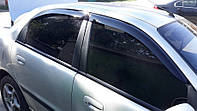 Дефлекторы окон (ветровики) Daewoo/Chevrolet Lanos 1997-, ANV-air