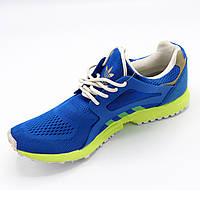 Беговые кроссовки мужские (Синий цвет) Размер 44 сток Распродажа