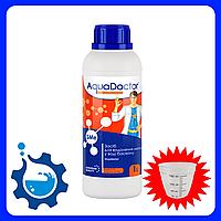 🔥✅Средство для удаления металлов Aquadoctor SMe StopMetal 1 л. Химия для бассейнов Аквадоктор