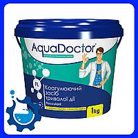 🔥✅Aquadoctor FL 1 кг. Коагулянт - средство против мутности. Химия для бассейнов Аквадоктор