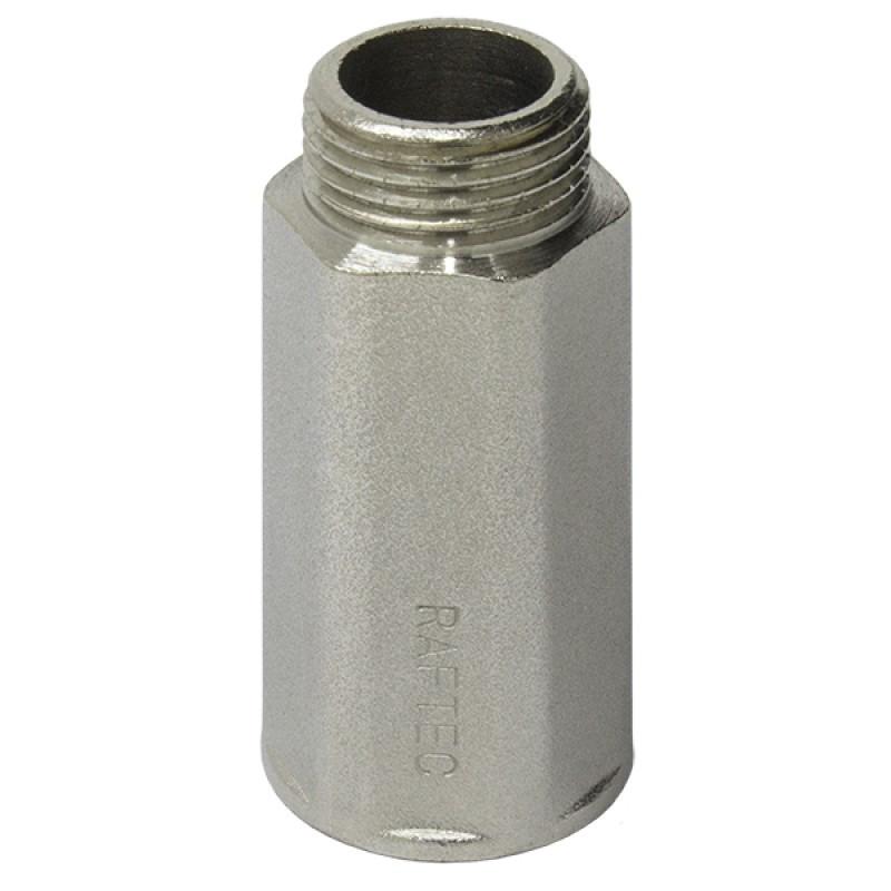 """Удлинитель Raftec 1/2"""" UDL0140 L=40мм никель"""