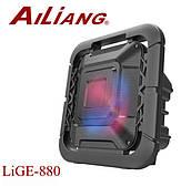 Портативна акустична система AiLiang Lige 880 колонка Потужність 20 Ватів X-BASS USB, Радіо, Bluetooth, Карта