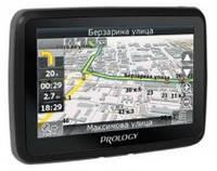 автомобильный GPS навигатор Prology iMap-500M (лицензия Навител Украина)
