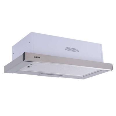 Вытяжка кухонная VENTOLUX GARDA 50 INOX (700) SLIM
