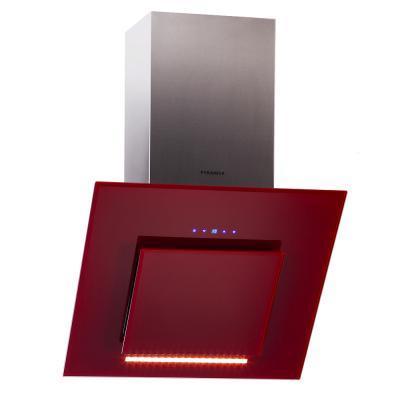 Вытяжка кухонная PYRAMIDA HES 30 (D-600 MM) RED