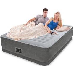 Надувне ліжко Intex 64414 двоспальне 152 см х 203 см х 46 см
