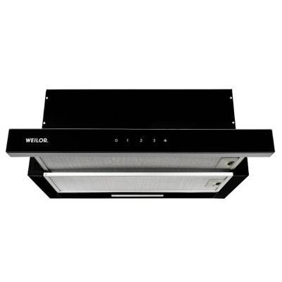 Вытяжка кухонная WEILOR WTS 6230 BL 1000 LED strip