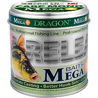 Акція! Рибальська волосінь Dragon Mega Baits Carpmon 600м / 0,25 мм / 6,7 кг (TDC-30-24-025) [Відправка новою