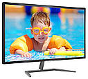 "Монитор Philips 31.5"" 323E7QDAB/01 IPS Black; 1920х1080, 5 мс, 250 кд/кв.м, D-Sub, HDMI, DVI-D, динамики 2х5Вт, фото 2"