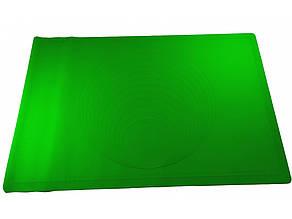 Коврик кондитерский силиконовый с разметкой 60*40 см