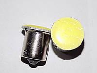 Автомобильная светодиодная лампа для подсветки стопов, габаритов 1156-COB-1, 2 контакт-12V, 24V (пр-во Китай)