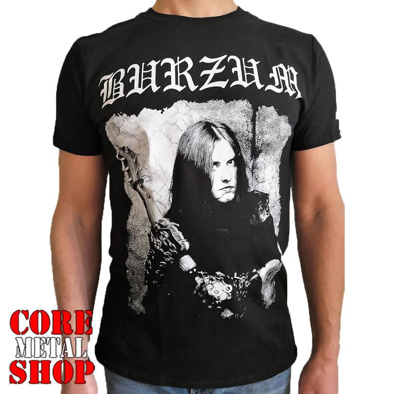 Футболка Burzum - Anthology Varg Vikernes