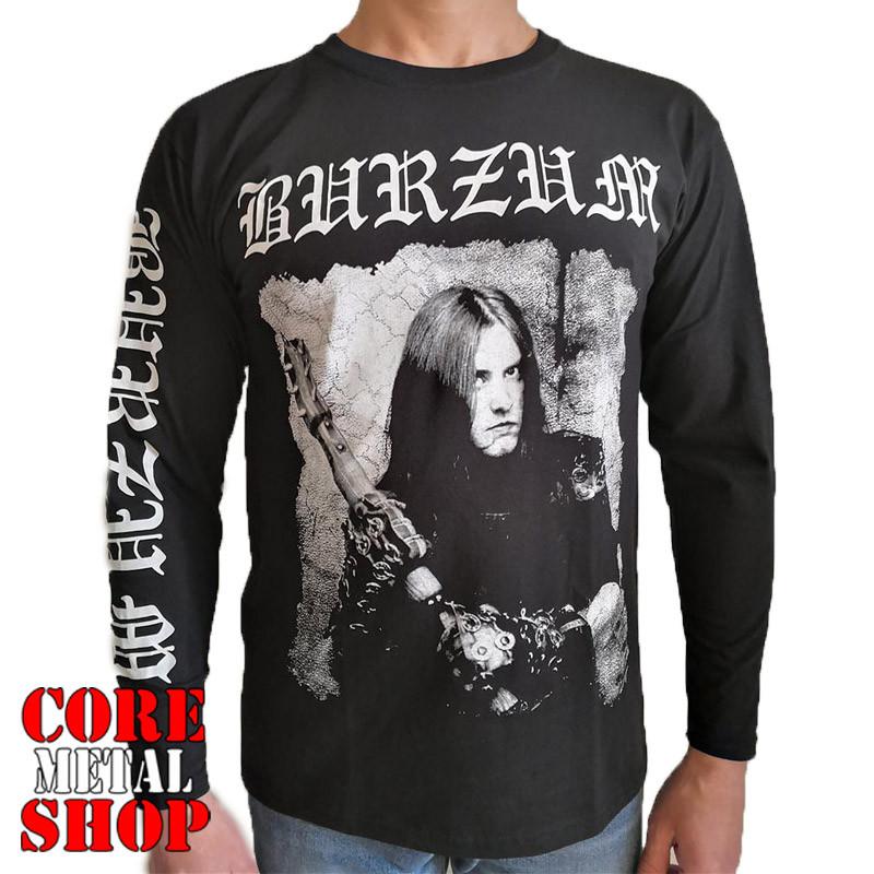 Лонгслив Burzum - Anthology Varg Vikernes