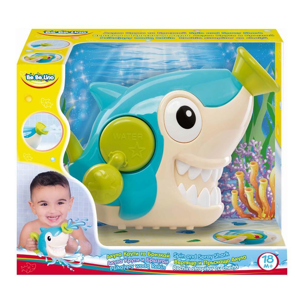 Игрушка для воды Bebelino Акула (58078)