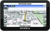 автомобильный GPS-навигатор Supra SNP 505 BT