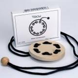 Деревянная головоломка Часы