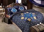 Двухспальное (евро) постельное бельё Cotton box Великолепный век