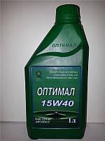 Масло моторное Оптимал 15w40 1L